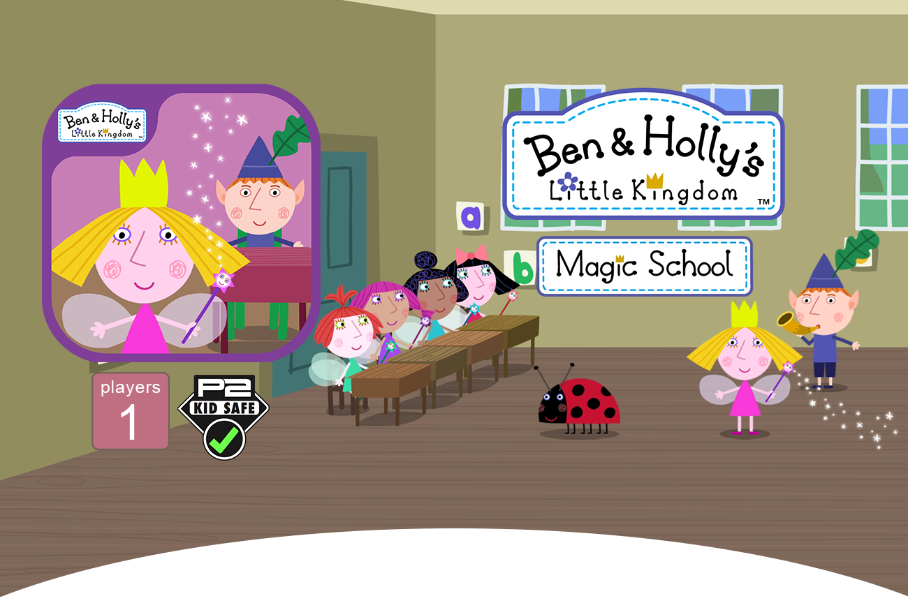 Ben And Hollyu0027s Little Kingdom   Magic School Part 91