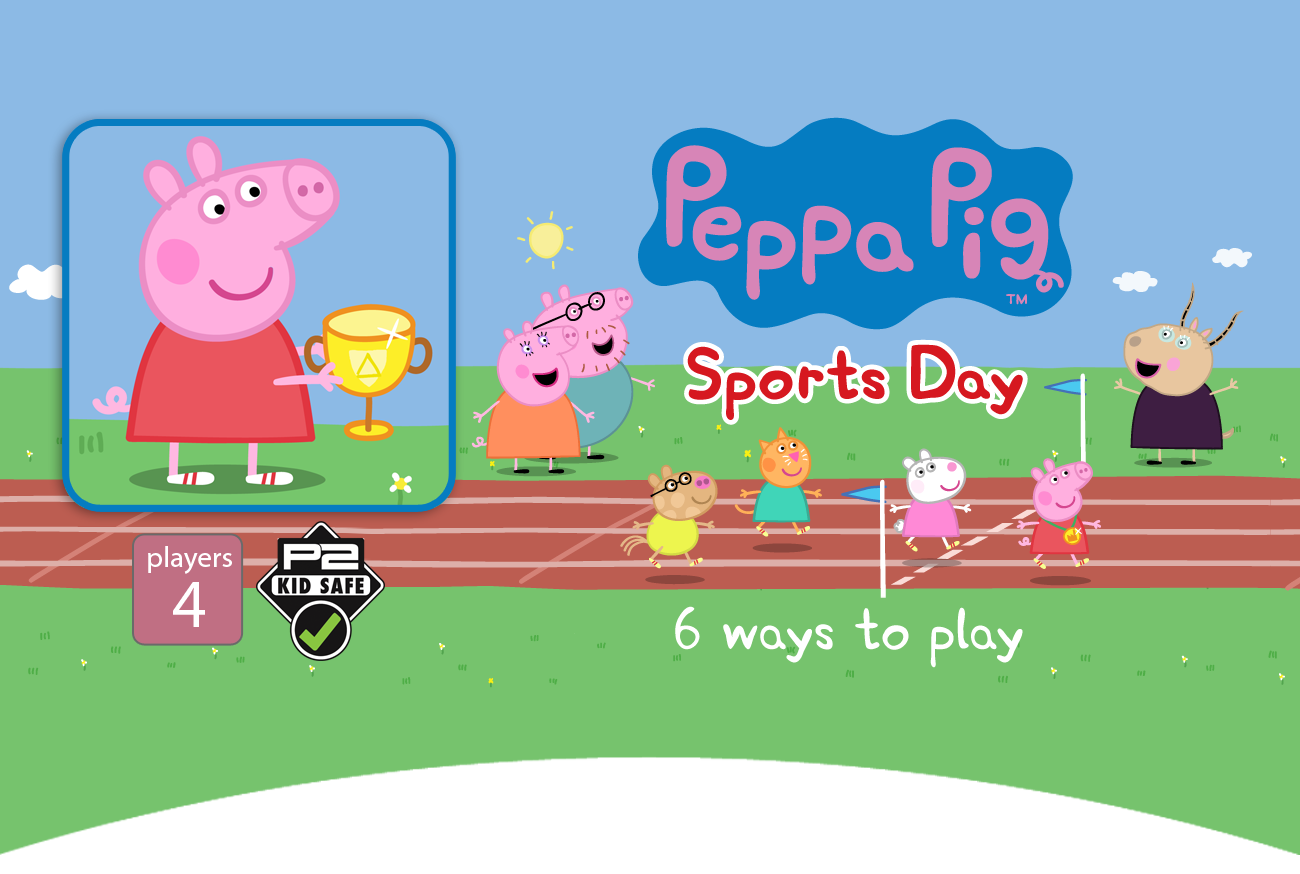 peppa pig u0027s sports day app