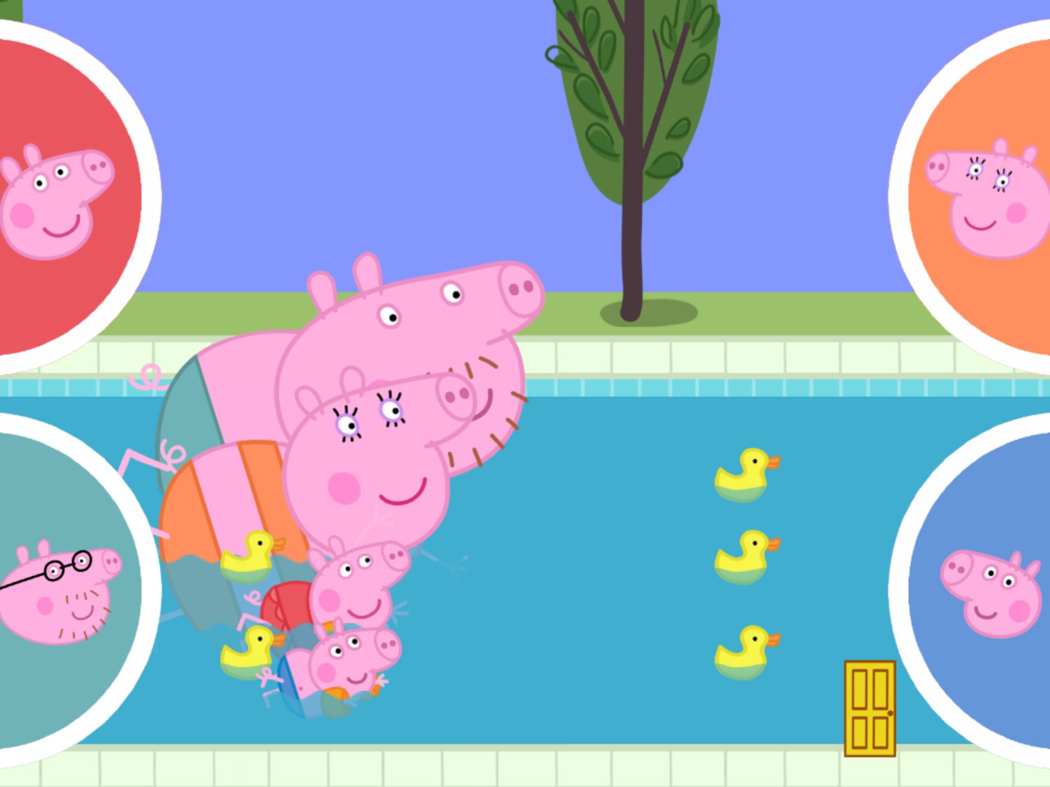 Peppa Pig 39 S Holiday App