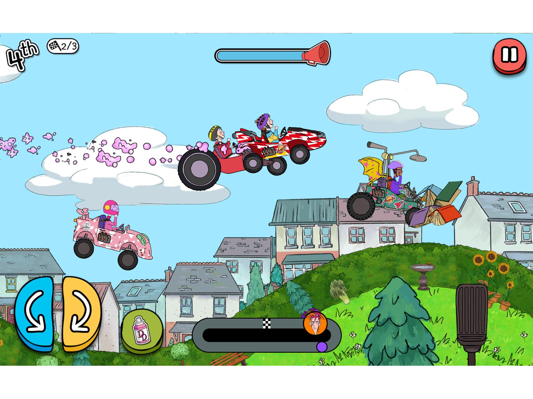 Bob the Builder's Playtime Fun! app